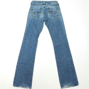 DIESEL Jeans RIDEN 0087P 26x32 Made in Italy